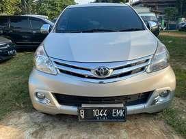 Dijual Toyota Avanza type G 2014 Automatic