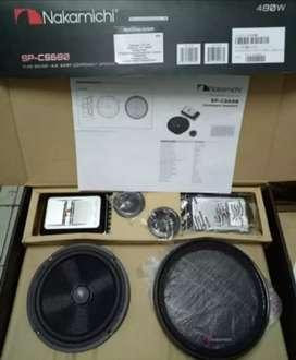 Speaker Split 2 Way Nakamichi SP-CS680