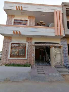 Have beautiful new double story house block-1, saadi garden