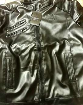 XL(42 Chest Size) Leather jacket