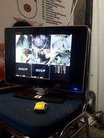 PAKET CCTV HIKVISION 8 CHANNEL 2MP 8 INDOOR    ISI PAKET :