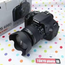 Canon 600D LN (Kode d247)