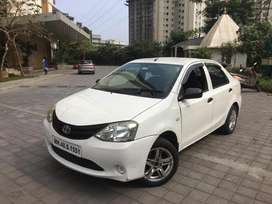 Toyota Etios G SP, 2014, CNG & Hybrids