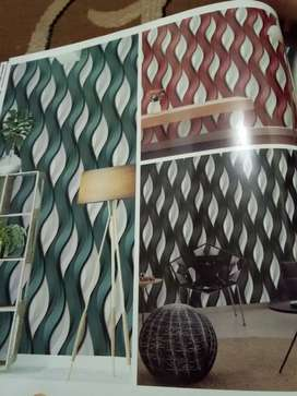 Wallpaper Import Design Minimalis Pekanbaru