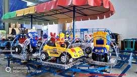 free dp odong kereta panggung mobil mini campuran siap pakai usaha