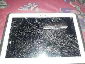 Tab 10 display broken