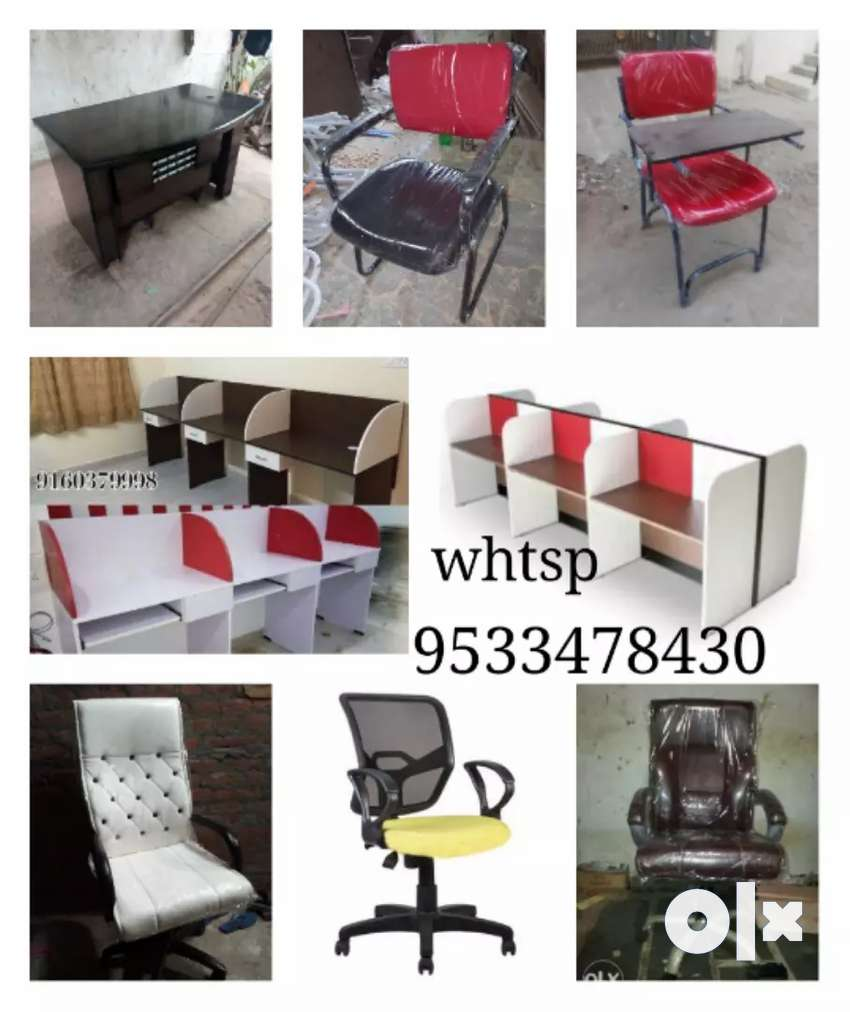 Armaan furniture point office table and office chair 0