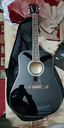 Acoustic Guitar Fender