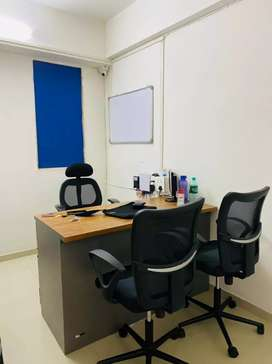 Furnished office at 3rd floor