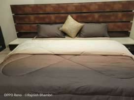 ON HIGHWAY 2BHK FULLY FURNISHED FLAT IN MOHALI,SECTOR 115 WITH OFFERS