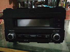 WagonR VXI Inbuilt Stereo for Sale...