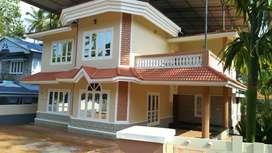 thrissur nadathara 6 cent 4 bhk villa