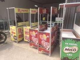 Booth Portable Full Branding