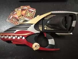 BU Koleksi Kesayangan !! Kamen Rider Ryuki Dragvisor Langka Banget