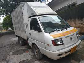 Ashok Leyland Dost full cover body size 6 ft height and 9 ft length