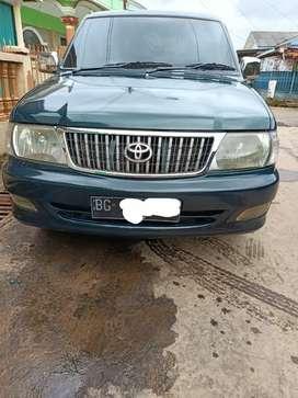 Dijual mobil kijang kapsul LSX diesel 1997