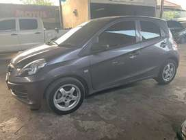 Honda brio type S manual