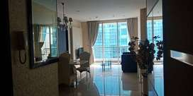 Jual Apartemen Central Park 3+1 Bedroom Full Furnished Lantai Sedang