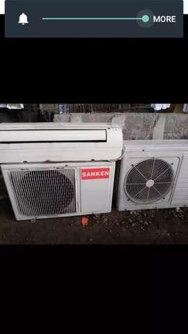 Di beli AC bekas, harga sesuai ukuran pk