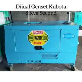 Kubota Denyo 8 Kva (Second)