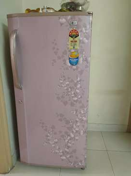 Lg refrigerator (freeze)