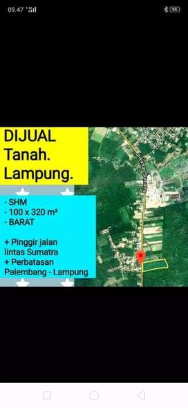 DIJUAL TANAH Tulang Bawang unit 2 MURAH LINTAS TIMUR (LANGSUNG OWNER)