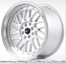 model PADDOCK JD3042 HSR R17X75/9 H8X100-114,3 ET40/35 SML
