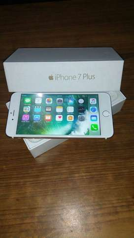 Apple I Phone 7+ are available in Good price.