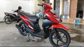 Suzuki nex II, nego