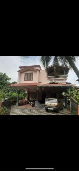 First floor House for lease near cusat and Thoppil Edappaly