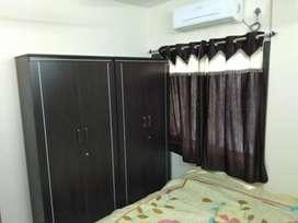 Full furnished flat for rent at lokhnath mandir ,