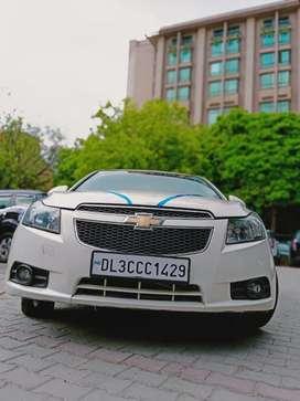 Chevrolet Cruze LTZ, 2013, Diesel
