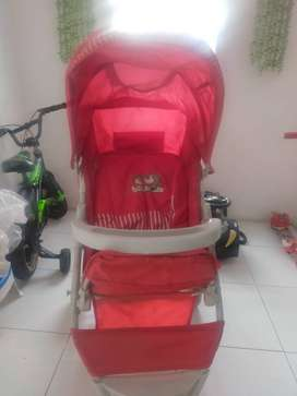 Kereta dorong anak/ bayi merk creative baby