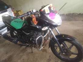 All papers ok and no problem in bike