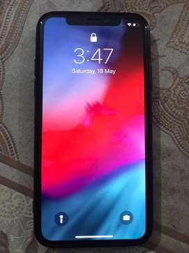 Iphone X 64GB Complete Box