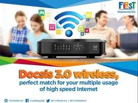 Promo first media internet