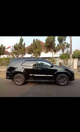 Fortuner G luxury 2015 akhir