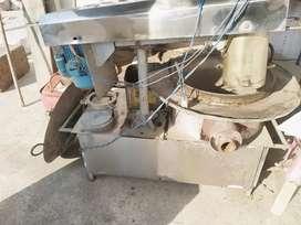 Numkeen making machine or bhatti