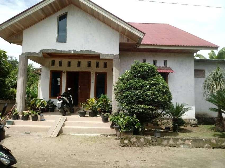 Dijual Rumah SHM Luas 195/355 Komplek SMA1 Harau Kab. Lima Puluh Kota