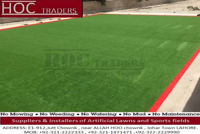 Artificial grass, astro turf  HOC TRADERS. 0