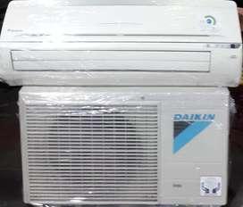 "Ac daikin 3/4""pk thailand type preon R 410normal daya watt 633 watt"