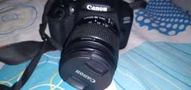 Lush Codition Dslr Canon 2000d just 3 months used Exchange possible