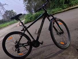 Schnell R - bike 2021 model purchase on September 2021