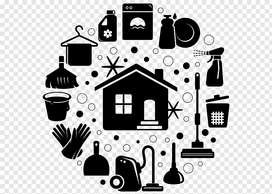 Required House Maid/Helper on Hourly Basis