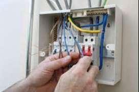 Electrical Wiring Contractor Near Dunlop BaraNagar