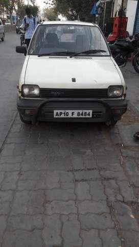 Maruti Suzuki 800 Duo Std LPG, 1994, LPG