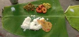Andhra style food(andhra mess)