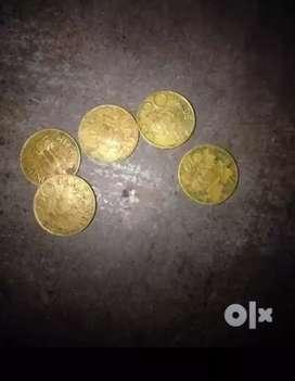 60 sal Purana coin