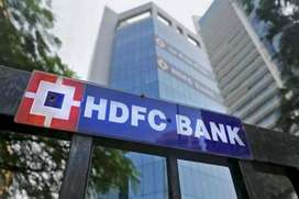 Urgent Requirement In Hdfc Credit Card.