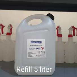 Refill Disinfectant